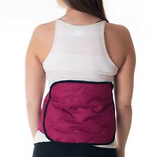 Hot and Cold Compression Back Wrap for Sore Muscles Safe Inflammation Aid