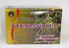 New GUYABANO SOURSOP HERBAL TEA All Natural 30 Bags/Box Namica Fast USA Seller