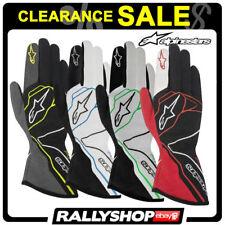 FIA ALPINESTARS gloves TECH 1-Z 1Z rally racing race sport CLEARANCE SALE !