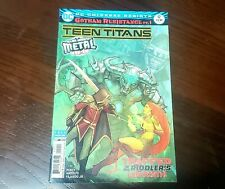 Teen Titans #12, First App Of The Batman Who Laughs, DC, 2017, Key 1st Print