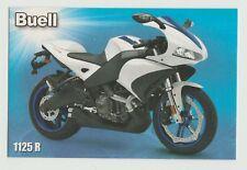 Calendario de bolsillo 2010 Ucrania Buell 1125R Bicicleta Deporte Motor de deportes