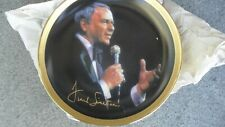 """Franklin Mint Collectible Plate """" Frank Sinatra My Way Plate """" Limited Edition M"""