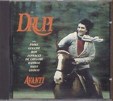 DRUPI - Avanti - CD 1990 USATO OTTIME CONDIZIONI