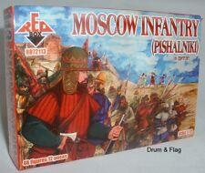 Redbox 72113 Infantería de Moscú (pishalniki) 16th Century. escala 1/72