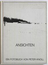 Livre photo paysages: Ansichten par PETER KNOLL