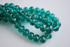 Wholesale Loose Glass Crystal Rondelle Spacer Beads Jewelry 3mm/4mm/6mm/8mm