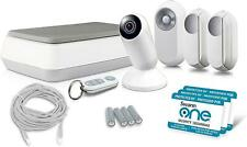SwannOne Video Monitoring Kit 720p Camera CCTV Mobile PIR Alarm Sensor Zigbee