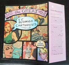 Great Women Cartoonists by Trina Robbins 2001 Lee Mars Lynda Barry Ann K. Crumb