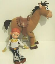 Thinkaway Toy Story Bullseye Horse Talking Galloping Interactive Figure & Jessie
