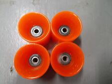 NOS New Marco Polo Vintage Skate Board Orange Wheels Skatebord Skate Boarding