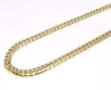 10K Gold Miami Cuban Chain 32 Inches 6MM 21.3 Grams