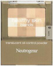 Neutrogena Healthy Skin Translucent Oil-Control Powder, Clean 10, 0.2 Ounce