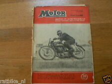 MO4928-DUTCH TT ASSEN 1949,FRITH VELO,PAGANI,GRAHAM,DORAN,FOSTER, GUZZI,GILERA,