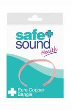 SAFE + SOUND PURE COPPER BANGLE