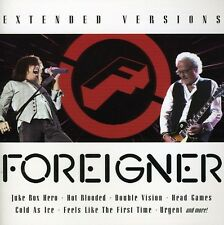 Extended Versions Ii - Foreigner (2011, CD NEUF)