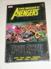 Marvel Mighty Avengers DARK REIGN Sealed HC Hardcover