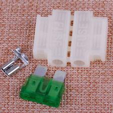 3A - Auto In-Line BLADE Fuse Holder Box (DIY Kit) for Car Boat Truck Yacht