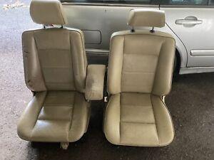Mercedes W124 Coupe Cream Leather Seats, Interior. 220ce, 320ce, 300ce 230ce