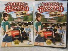 Dukes of Hazzard - The Beginning (DVD, 2007, Rated) RARE BRAND NEW W SLIPCOVER