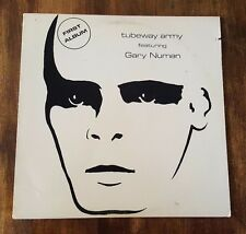 Tubeway Army Gary Numan – First Album (1981) ATCO Records – SD 32-106 Vinyl, LP