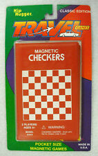 SMETHPORT - HIP HUGGER MAGNETIC GAMES - CHECKERS - NEW    #ZSME-514-2