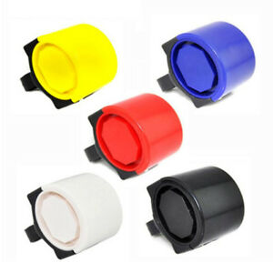 Bicycle Handlebar Air Ring Bell Cycling Ultra Loud Electronic Bike Alarm Horn