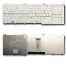 DE Tastatur f.Toshiba Satellite C650 C655 C650D L650 L655 L670 L675D L650 weiss
