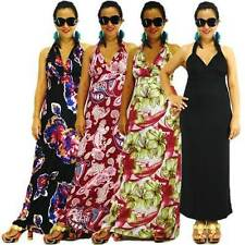 Polyester Party/Cocktail Floral Women's Maxi Dresses