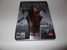Dragon Age: Origins -- Collector's Edition (PC, 2009) COMPLETE Metal Case