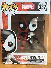 Funko Pop Marvel Series DEADPOOL / VENOM #237 Vinyl Figure New Japan