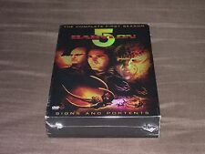 BABYLON 5,THE COMPLETE FIRST SEASON - BRAND NEW,UNOPENED!!!!!!!!