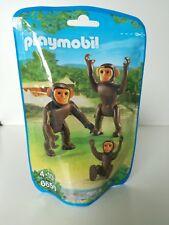 Playmobil 6650 - Animal series: Chimpance family (MISB, NRFB, OVP)