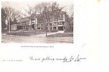 Great Barrington,  MA  Berkshire Inn 1905