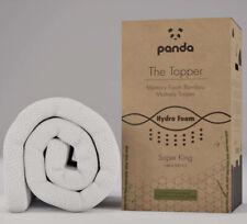 Panda Memory Foam Bamboo Mattress Topper Double / Mattress Topper
