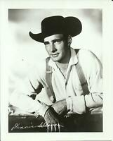Dennis Weaver Gunsmoke Chester Cowboy Western Actor Movie Star Promo Photo