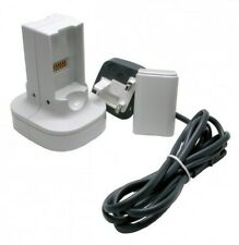Xbox 360 - Original Quick Charge Kit / Ladestation + Akku #weiß [Microsoft]