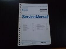 Original Service Manual Philips 22AH973