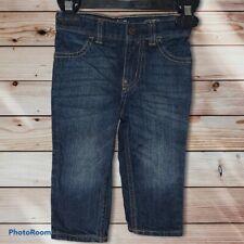 Baby Boys OshKosh Stright Jeans Size 9 Months