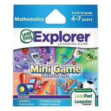 Leapfrog Learning Game Mini Games Greatest Hits