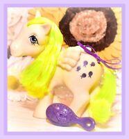 ❤️My Little Pony MLP G1 Vtg 1984 Surprise Wings Pegasus Glitter Balloons❤️
