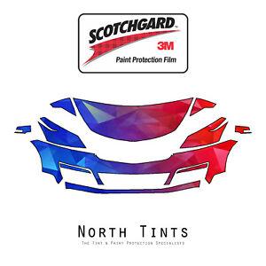 Chevrolet Traverse 2013-2017 PreCut 3M Scotchgard Paint Protection Clear Bra Kit