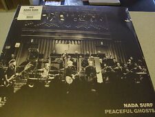 NADA SURF-Peaceful Ghosts (Live) - 2lp vinyle // neu&ovp // Download