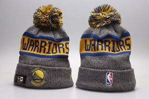 NBA Golden State Warriors Beanie 'New Era'
