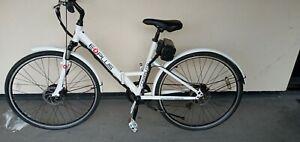 E Plus Commute Unisex Folding Electric Bicycle - 36v 9.0Ah