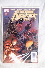 The New Avengers Marvel Comic Issue #16