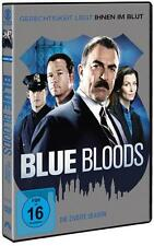 Blue Bloods - Die zweite Season [6 DVDs](NEU/OVP) Tom Selleck, Donnie Wahlberg