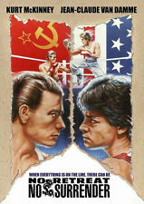 NO RETREAT, NO SURRENDER - DVD - Region 1