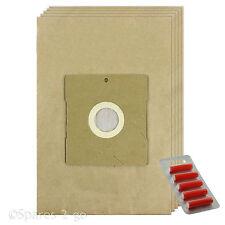 5 X ASPIRAPOLVERE filtrata sacchi di carta per Samsung HOOVER SACCHETTO + FRESCO