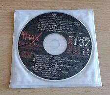 HIT TRAX (MICHAEL JACKSON, MADONNA, SHAGGY, BOB MARLEY) - CD PROMO COMPILATION