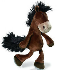 NEW PLUSH SOFT TOY NICI Horse Club - Dangling Brown Plush Horse - 35cm